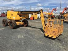 Haulotte 50ft Knuckle boom lift