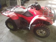 Honda Four Trax 420 Quad Bike