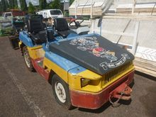 Toyota 02-2TD25 Towing Tractor