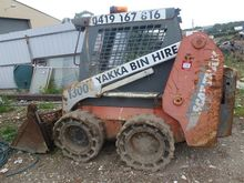 Scattrak 1300C skid steer loade