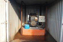 Containerised 60Kva gen set gen