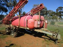 Silvan Sprayer Boom Spray