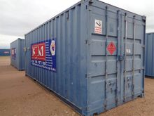 20ft Containerised Workshop