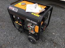 Unused 6.5kva Diesel Generator