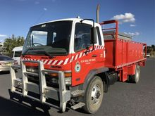 Used 06/98 Fire Truc