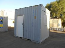 OFFICE 10' Container