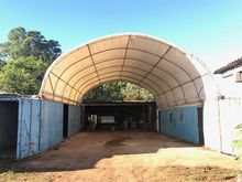 Navy Shed 40Ft Shelter and 2 x