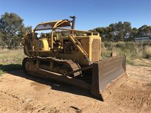 Caterpillar D7 Crawler Dozer wi