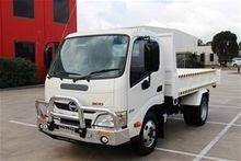 2013 Hino 300 Series II 616 2 W