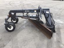 Bobcat Grader Blade Attachment