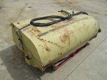 """Skidsteer 72"""" Road Broom"""