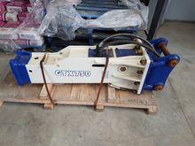 GTX Rock Breakers, GTX750 6-9 t