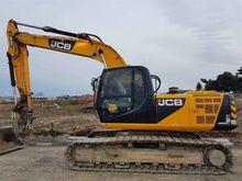 2012 JCB JS220LC Excavator