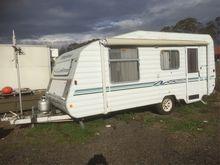 Caravan, 17ft. Windsor Caravans