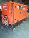 Generator - 80 KVA Diesel - Cum
