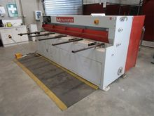 Hafco Metal Cutting Guillotine