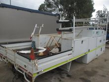 Used Service Body Tr
