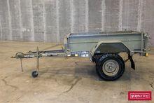 Haulmark PT1-1.2 Single axle Ca