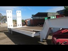Freighter 2 Axle Low Loader
