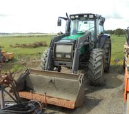 2004 Valtra 6550 4WD Tractor wi