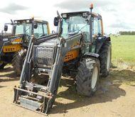 2003 Valtra 6550 4WD Tractor wi
