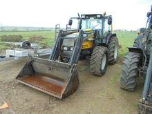 2002 Valtra 6350 4WD Tractor wi