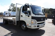 2013 Foton FP 4x2 Tray Top Truc