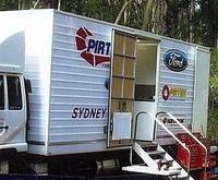 Used Pantech Truck b
