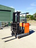 TOYOTA electric reach truck (6F
