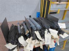 45 x hydraulic rams - assorted
