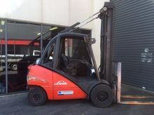 2003 LINDE H35t Counterbalance