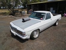 1980 WB Holden Ute with modifie
