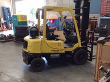 Used HYSTER H2.5TX-E
