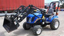 2010 NEW HOLLAND Boomer 1030 FW