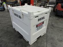 1 x 950 Litre Steel Diesel Fuel