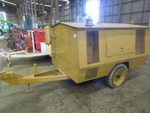 Used Sullair Trailer