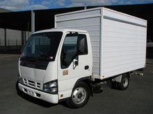 2007 Isuzu Pantech Truck