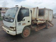 Used Rubbish Truck,