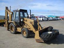 Caterpillar 428B 4WD Backhoe Lo
