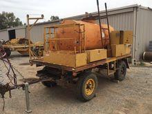 VH Moy Construction Fuel Cart