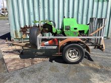 Austoft Trencher & trailer unit