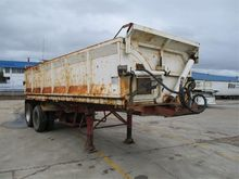 Freighter Side Tipper Trailer