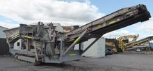 2013 Mobile Screen, Metso, Loko