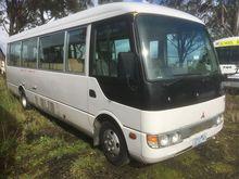 2002 Mitsubishi Rosa Bus