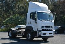 Isuzu FH GX8 3 Seater Truck