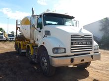 2011, Mack, Metroliner, Concret