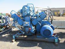 SIAD 3 cylinder air compressor,
