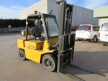 Used Hyster 4 Wheel