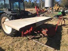 Simon Leeks Hydraulic Harvester