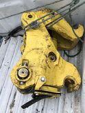 Hydraulic Quick Hitch